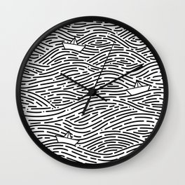 Light Navigator Wall Clock