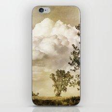 Prairie Clouds iPhone & iPod Skin
