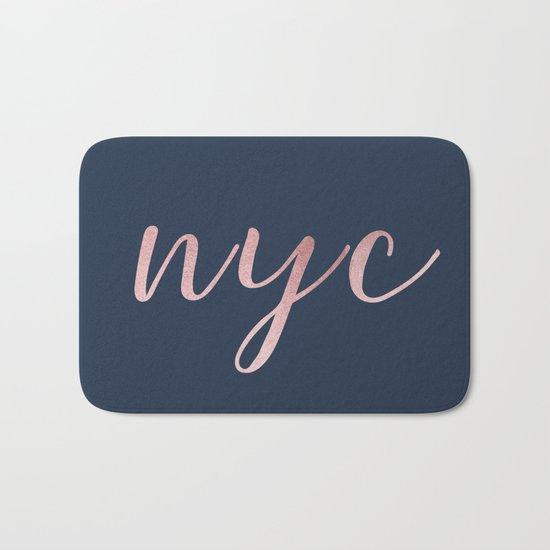 nyc shine Bath Mat