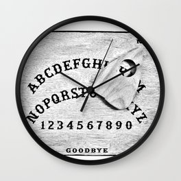 the answer is no. Wall Clock