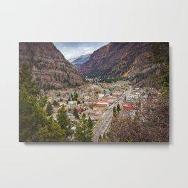 Ouray Colorado Metal Print
