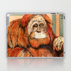 Mr. Orangutan Laptop & iPad Skin