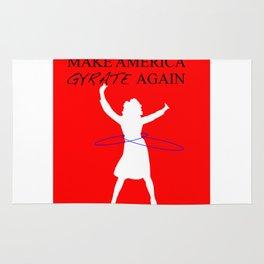 Make America Gyrate Again Rug