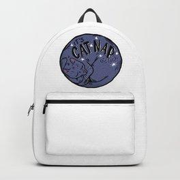 Cat Nap o'Clock Backpack