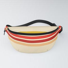 5 Colorful Stripes 22 Fanny Pack