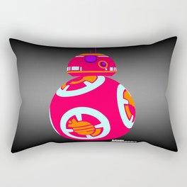 Minimal Force: BB8 Rectangular Pillow