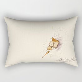#coffeemonsters 497 Rectangular Pillow