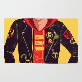 Punk Robin Rug