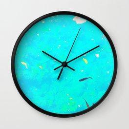 Here, Fishy Fishy.... Wall Clock