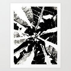 Catapult Art Print