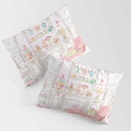 French Patisserie  Pillow Sham