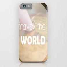Travel the world iPhone 6s Slim Case