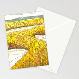 Marsh 12 Stationery Cards