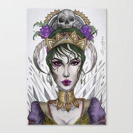 Love Jest Canvas Print