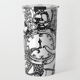 Clocktopus Travel Mug