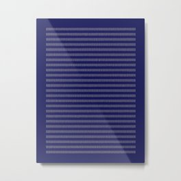 Align I Metal Print