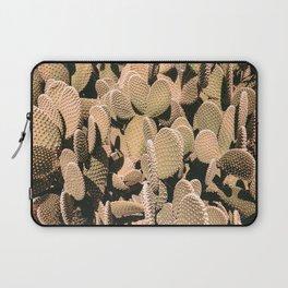 Cactus Maximalism // Vintage Bohemian Desert Photography Home Decor Summer Vibes Laptop Sleeve