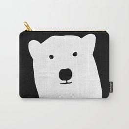 Polar Bear by Orikall Carry-All Pouch
