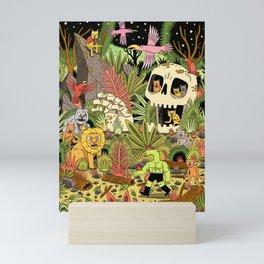 The Jungle Mini Art Print