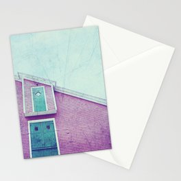 Old Fish Factory Stationery Cards