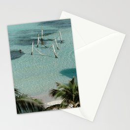 Hammocks in the Caribbean Stationery Cards