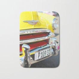 51. Chevrolet Made in Cuba, Cuba Bath Mat