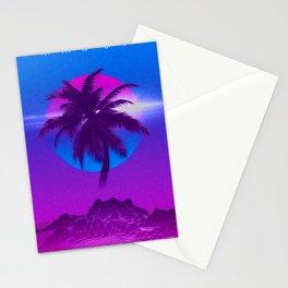 Vaporwave Stationery Cards
