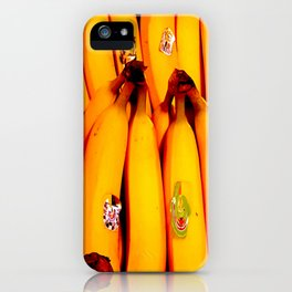 The Art of the Bananas iPhone Case