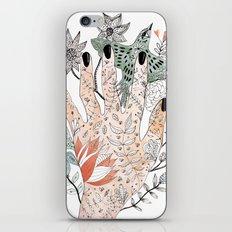Free The Bird iPhone & iPod Skin