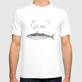 Ça va ? T-shirt