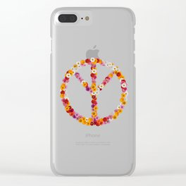 Protect the Earth Clear iPhone Case