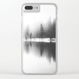 Rhythm of Nature Clear iPhone Case