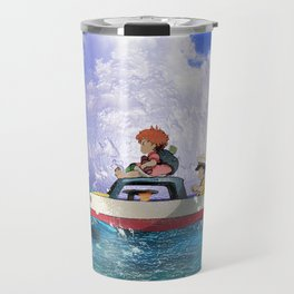 Boat Ride Travel Mug