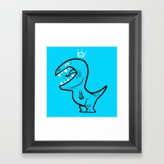 Rex Framed Art Print