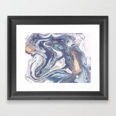 Pale Waves Framed Art Print