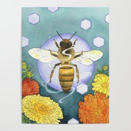 Spirit of the Bee Poster