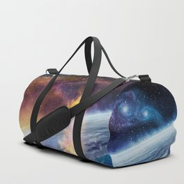 Cosmic fire Duffle Bag