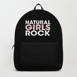 Natural Girls Rock Backpack