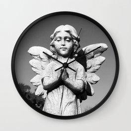 Pixie Angel Wall Clock