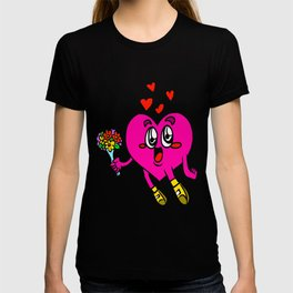 Love you pictures as a gift for Valentine's Day T-shirt