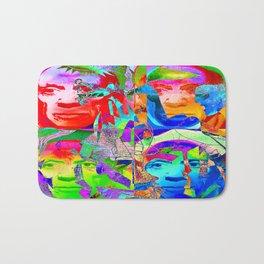 Pop Picasso Bath Mat
