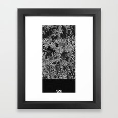 happy mothers day Framed Art Print