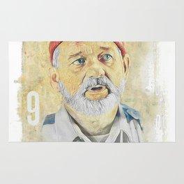 BILL MURRAY - ZISSOU Rug