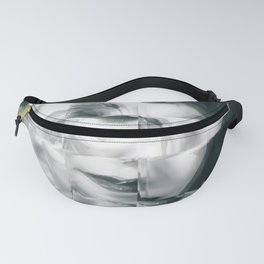 Young woman Fanny Pack