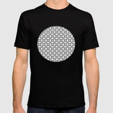 Silver Medals (other colors too) Mens Fitted Tee Black MEDIUM