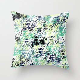 Abstract pattern 152 Throw Pillow