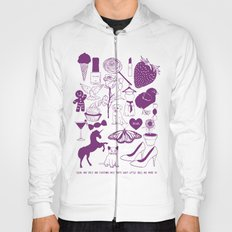 Sugar and spice and everything nice. Hoody