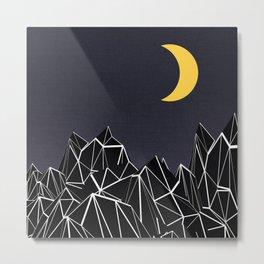 The Moon 2 Metal Print