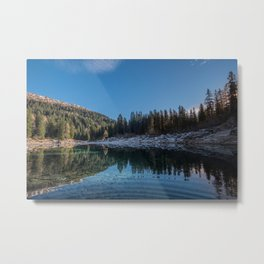 Surge of Tranquility Metal Print