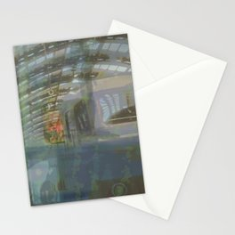 Milan-Train Station2 Stationery Cards